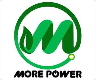 MORE Power banner advertisement