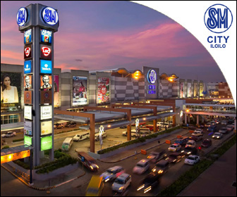 SM City Iloilo advertisement
