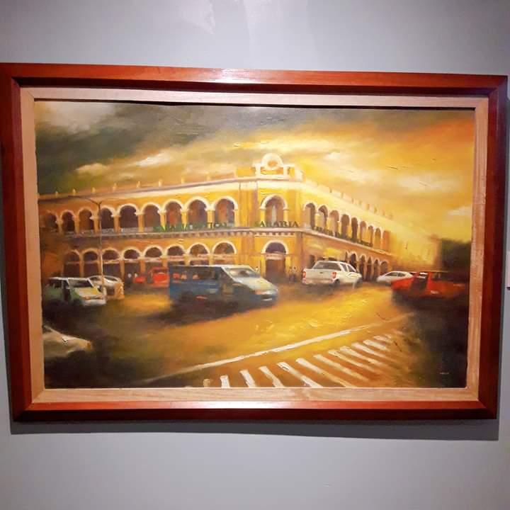 iloilo city hall arts