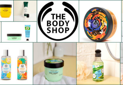 The Body Shop online store.