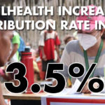 Philhealth to increase contribution rate to 3.5% in 2021