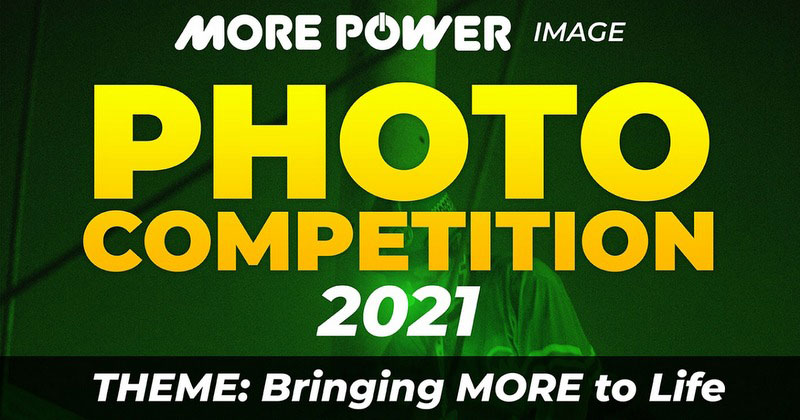 MORE Power Photo Competition