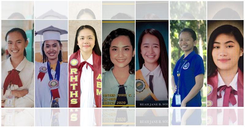 PCPC Bright Scholarship Program students