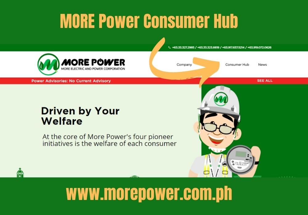 MORE Power Consumer Hub
