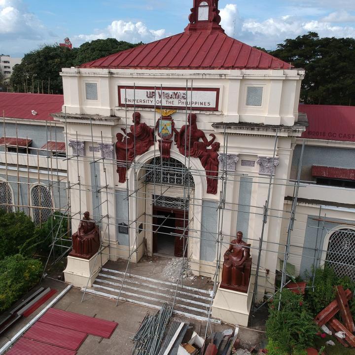 UPV Main Building