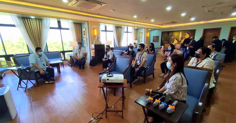 Iloilo Bloggers Society meets Mayor Jerry Trenas on COVID-19 vaccination