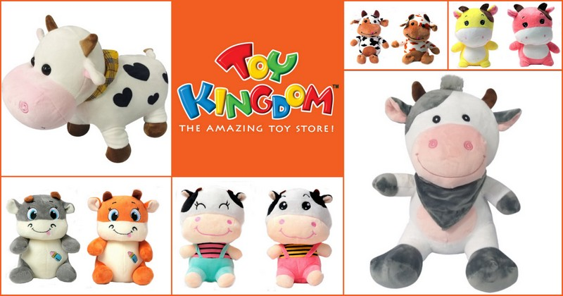 Toy Kingdom year of the ox