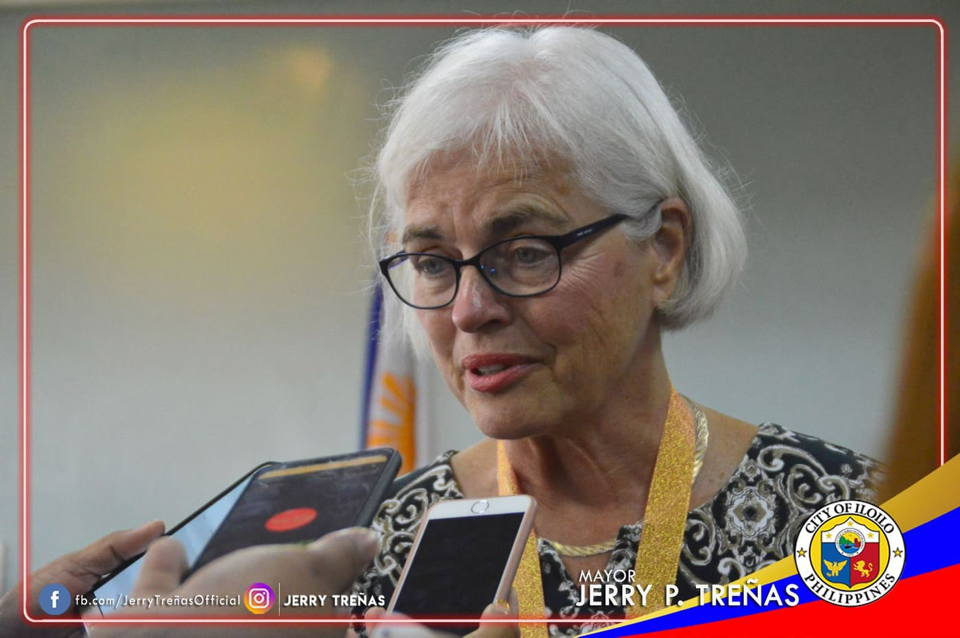 The city has in fact received commendations from the Dutch Ambassador H.E. Saskia Elisabeth De Langsaw during her visit to Iloilo City