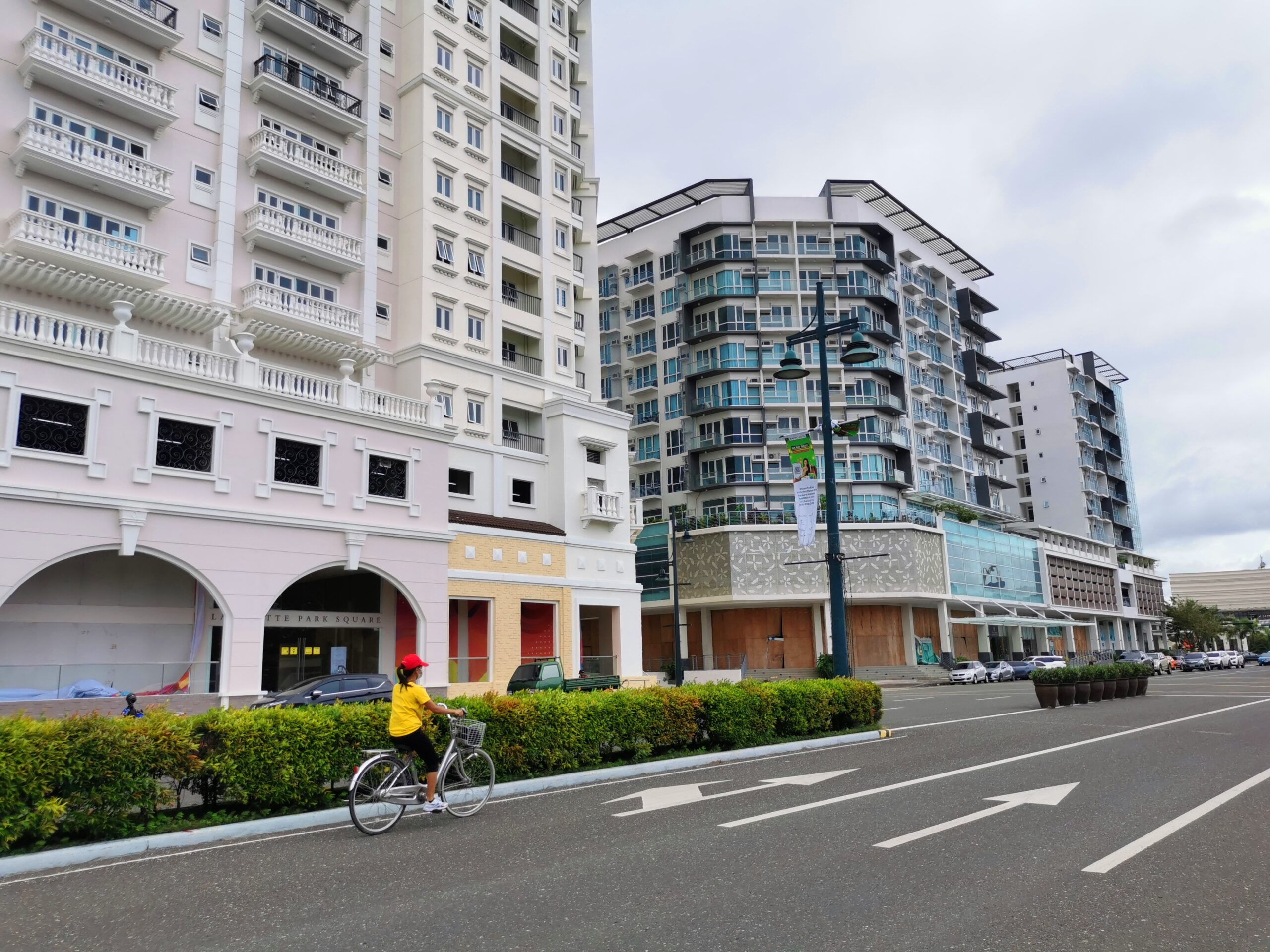 Megaworld Business Park, Bike Capital of the Philippines