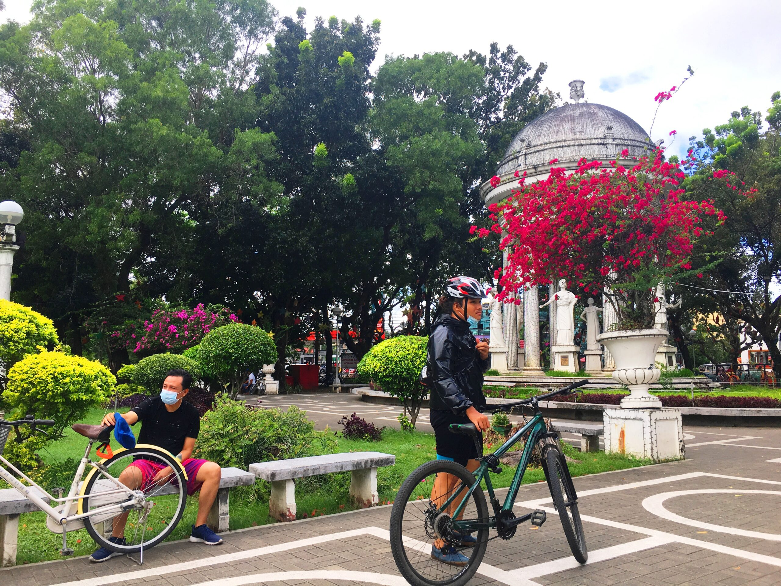 Plaza Molo, Iloilo City