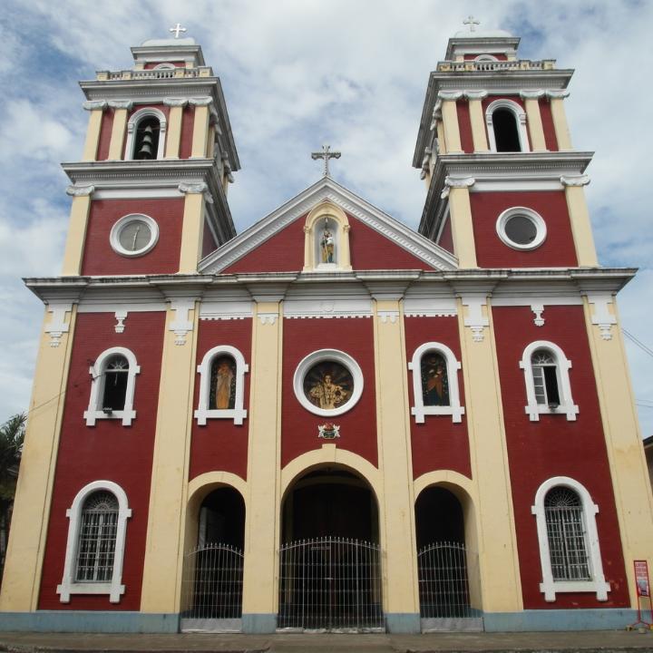 San Jose Placer Parish Church