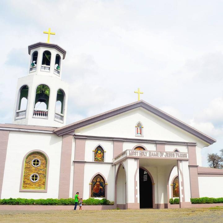 Santo Nino de Arevalo Church