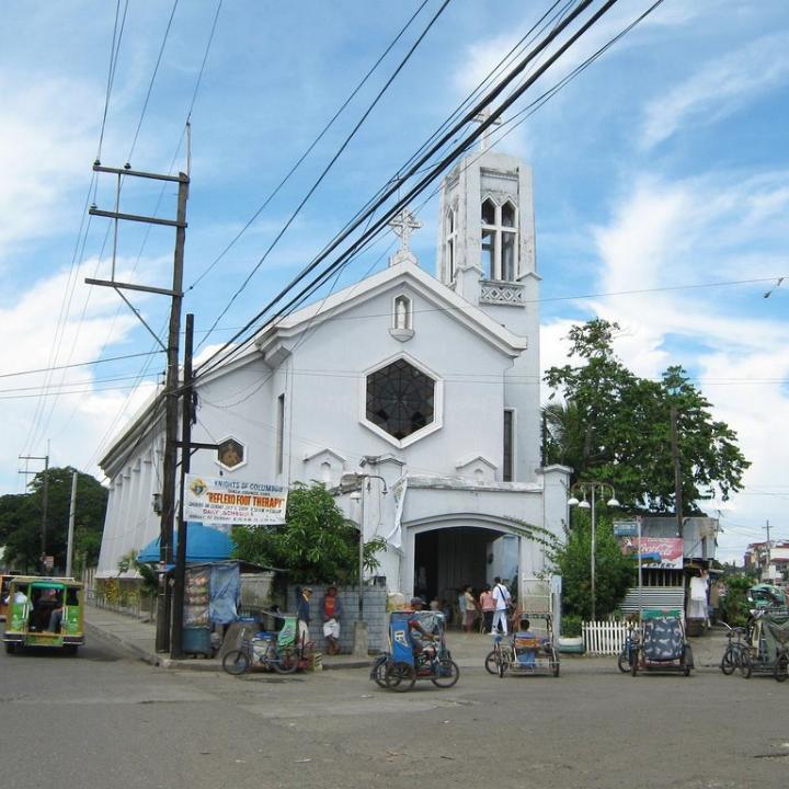 Tanza Church