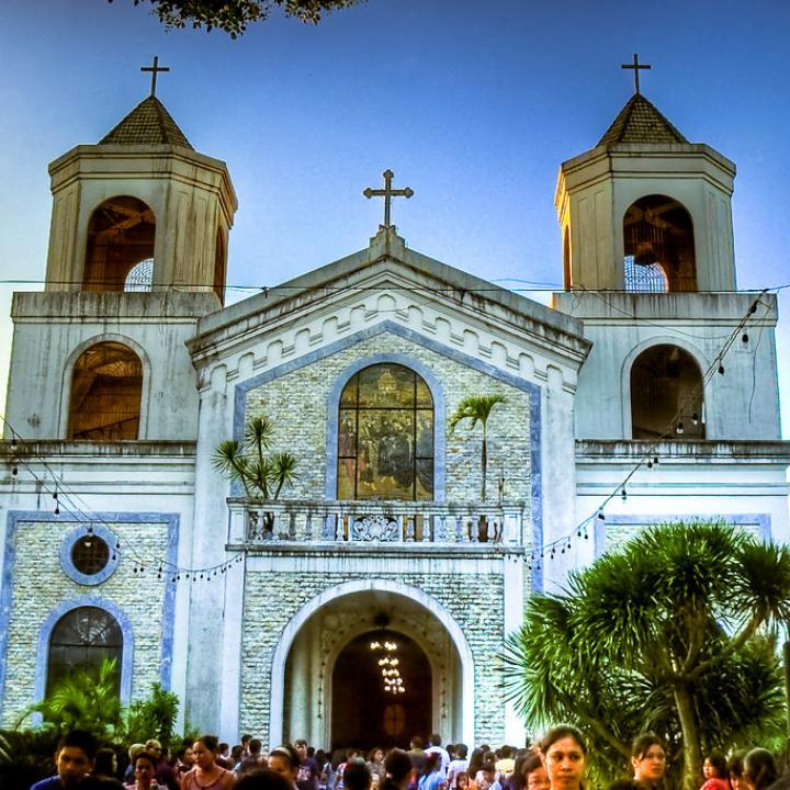mandurriao church