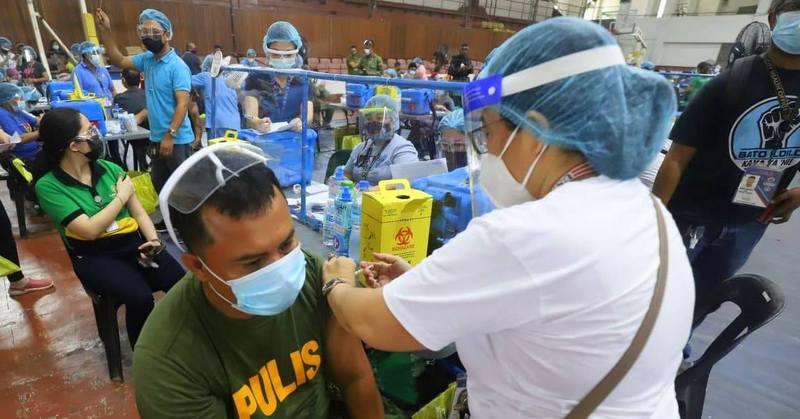 Iloilo City COVID-19 vaccination