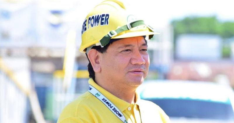 Roel Z. Castro of MORE Power Iloilo